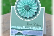 Cards-Medallions or Rosettes / by Cindy Hehmann