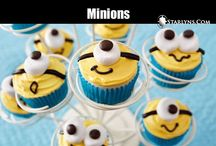 Desserts / cute cupcakes, amazing cakes !