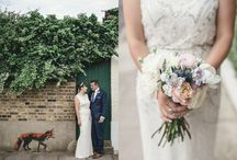 THE METALLIC / Gold, Copper, Silver, Brass - Metallics for Weddings Inspiration / by London Bride