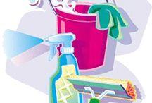pulizie con prodotti ecologici