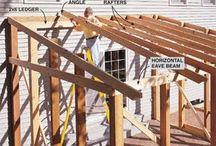 Build patio
