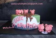 Cake's Widmatt / by Irene Thut-Bangerter