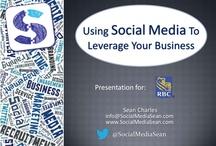 My Presentations (Social Media)  / by Sean Charles @SocialMediaSean