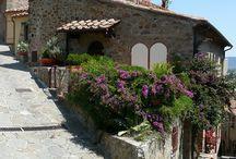 Castiglione della Pescaia  and Tuscany