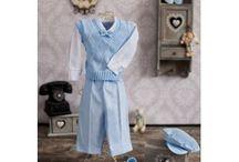 Ubranka do chrztu dla chłopców / Śliczne ubranka do chrztu dla chłopców: garniturki, marynarki, sweterki, kurteczki oraz wiele innych.