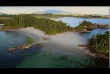 BC's North Coast - Hakai & Inside Passage / The stunning wild beauty of the Inside Passage.  Focus on Hakai protected area around Bella Bella.
