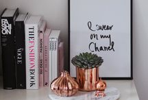 d e c o r / Decor inspiration diy home
