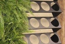 Jardim vertical casa cor