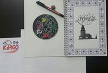 book calligrapy kitap kaligrafi
