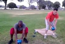 Outdoor Fitness YouTube Videos / Outdoor Fitness videos of Outdoor Exercise