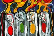 Raquel Forner Paintings