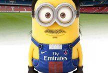 Minion Footballers