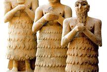 Mesopotàmia / Arte arcaico, especialmente mesopotámico