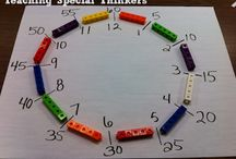 School - 1st grade time learning