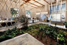 Sustainable Office Spaces / by Furniture & Home Design