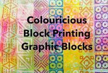 Quilts ~ Stamps