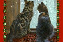 I gatti di Lesley Anne Ivory