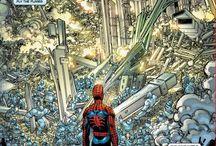 11 de septiembre / Las imágenes de superhéroes y el 11-S