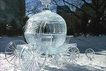 hielo esculturas
