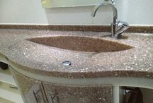 Solid Surface Vanity / If you like what you see get on touch with us info@bsfsolidsurfaces.com