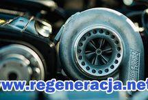 Regeneracja Turbosprężarek Turbin