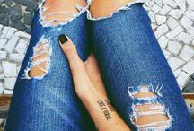 Tatoos / Nails and tatoos
