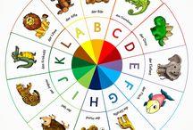 Alfabet i zwierzęta