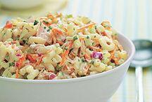 Salads and sides  / by Lina Clark-Cammarata