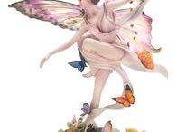 Fairy/Angel figurines