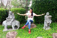 Um Passeio pelo Templo Zu Lai. / Um Passeio pelo Templo Zu Lai. Conheçam um lugar cheio de energias renovadoras, acessem: http://www.camilazivit.com.br/um-passeio-pelo-templo-zu-lai/