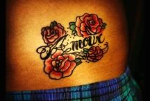 Tattoos / by Mary Casasola