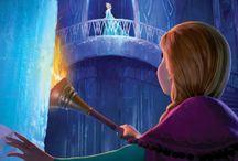 frozen una aventura congelada / by Martina Loncarevic