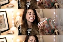 Zoella and friends!