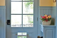 home: mudrooms / by Katie Hisey