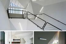 public interiors inspirations / INSPIRATION FOR A NEW BUILDING INTERIORS