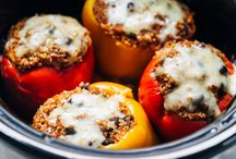 slow cooker recipes vegetarian healthys