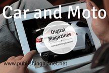 Digital Magazines. Car and Moto / www.magpla.net