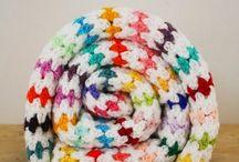 Tutorials on blankets & crochet stitches