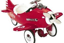 Coolest Christmas gifts for kids & babies 2015 Toys & More! / Cool gifts for kids and babies like no other.  Pedal cars, airplanes, trikes!