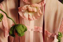 Peach & Green
