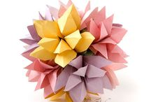 цветы из бумаги и не только. оригами