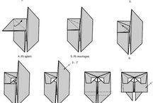 Oregami/paper things