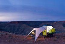 camp ing / by Anna Ravenscroft