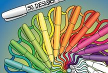 Amazon Adult Coloring Books / Some fantastic adult coloring books you can find on Amazon