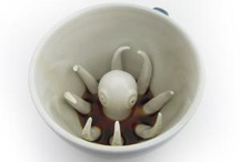 Cool Cups Mad Mugs / SO GREAT. Who wouldn't want tea in an octopus mug or coffee that makes your mug turn the patone colour  #55?