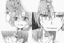 Manga moments ❣❤️