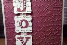 Card Making / by Kathleen Snyder