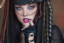 Gothic beauty