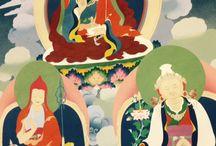 Buddhalainen taide / Buddhalaisia kuvia
