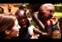 Advocacy / things I'm passionate about: orphan care, adoption, caring for the poor, clean water, HIV, sustainable development